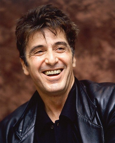 Which character is not played da Al Pacino ?