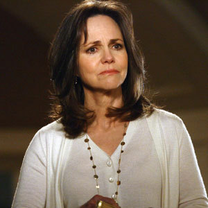 Which character is not played by Sally Field ?