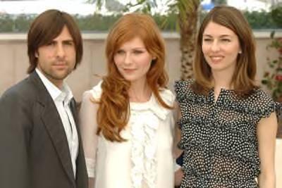 COPPOLA FAMILY TIES: Sophia Coppola is Jason Schwartzman's...