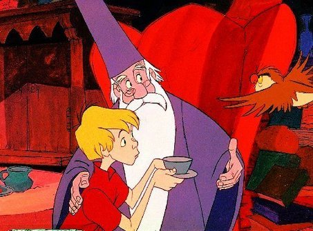 The Sword in the Stone is the ____ animated feature in the 迪士尼 animated features canon ?