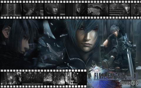Which of the following weapons does Noctis not have???