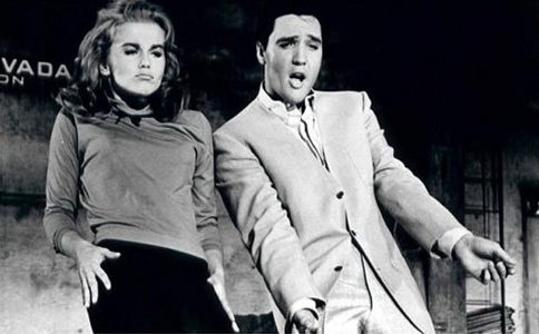 Which Elvis film is this scene from?