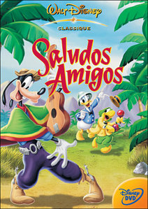 Saludos amigos is the ___ animated feature in the Walt ডিজনি Animated Studios canon ?