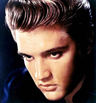 This Elvis image is promoting which film?