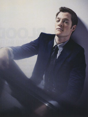 In which year was Tahmoh nominated for a Canadian LEO Award for his performance in the TV series Cold Squad?