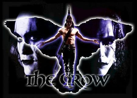 "Which is not ""The Crow""'s taglines ?"