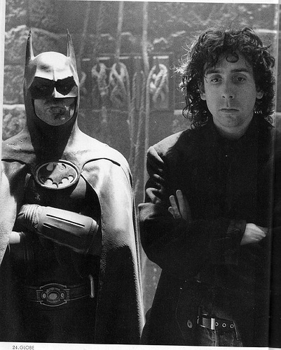 Tim burton and Michael Keaton : How many film's collaboration ?