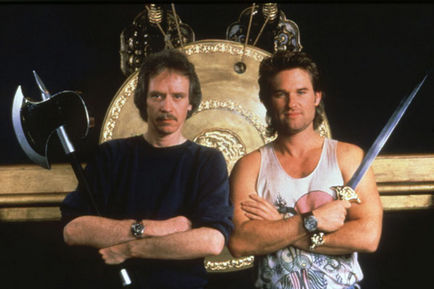 John Carpenter and Kurt Russell : how many film's collaboration ?