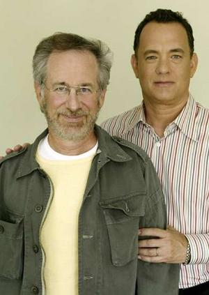 Steven Spielberg and Tom Hanks : how many film's collaboration ?