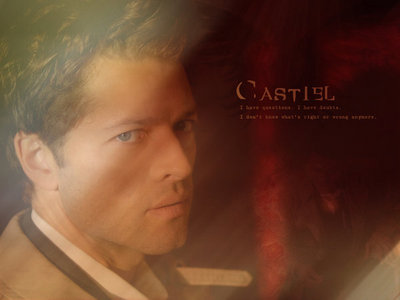 Who plays Castiel?
