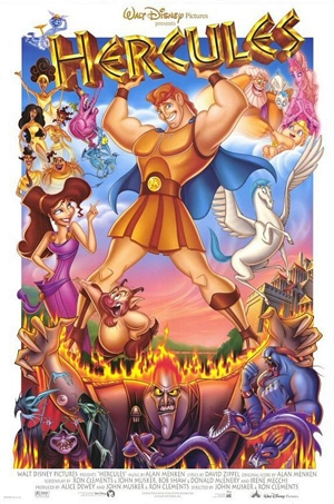 Hercules is the ____ animated feature in the Disney animated features canon ?