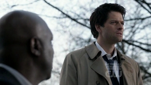 "What plans did Castiel and Uriel have that required the Winchesters to leave town in ""It's the Great Pumpkin, Sam Winchester""?"