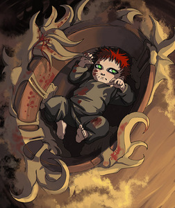 Gaara's name comes from an expression that means what?