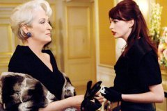 Miranda Priestly: I need __ या __ skirts from Calvin Klein...