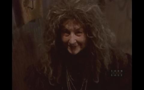 What was Granny's first name in The New Addams Family?