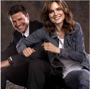 Which episode? Brennan: Forensic anthropologist! That's why no gun.