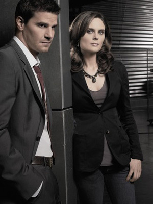 Which episode? Bones: God is a lot like the grave digger...