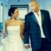 What was Turk & Carla's Wedding Song (It was sung by Ted's band)?