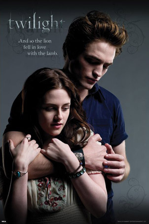 What(who) was a big shock that happened to Edward and Bella in Breaking Dawn?