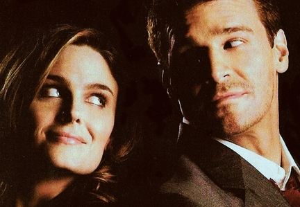 Which episode? Booth: I am never going to make you fall. I'm always here.