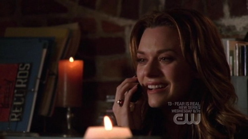 Peyton: I'm not sure that I can call you my fiance anymore. Cause I was thinking maybe I would start calling you my ______