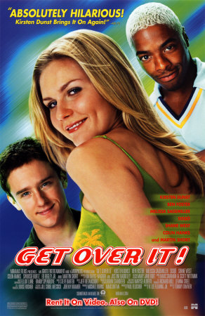 Who directed the 2001 movie 'Get Over It'?