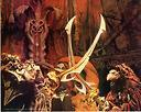 What are these 2 Skesis fighting over?
