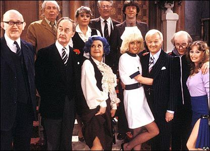 SETTING IS EVERYTHING: The long running British comedy series 'Are tu Being Served?' was set in what type of business?