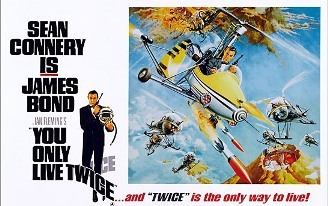 SCRIPT IT: Which children's book auteur wrote the screenplay for the James Bond film 'You Only Live Twice'?