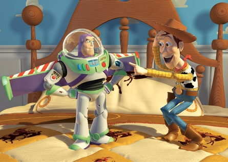 SCRIPT IT: Which of these writers was NOT involved in the screenplay for 'Toy Story.'