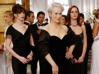 SCRIPT IT: Is the screenplay for 'The Devil Wears Prada' original или adapted from another work?