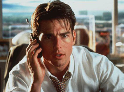 SCRIPT IT: Is the screenplay for 'Jerry Maguire' original or adapted from another work?