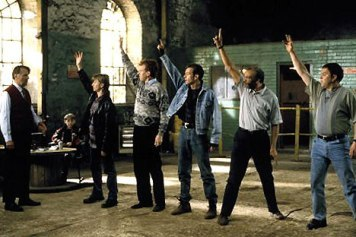 SCRIPT IT: Is the screenplay for 'The Full Monty' original atau adapted from another work?