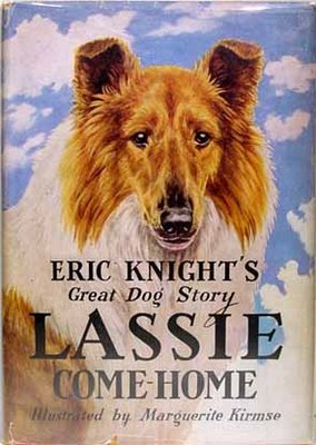 "What breed of dog is ""Lassie""From the famous Lassie films?"