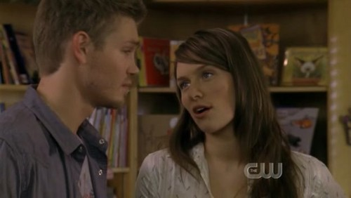 They dated in this scene ?