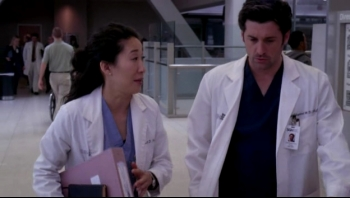 when was the first time did cristina called shepard mcdreamy?