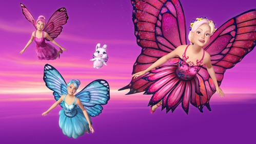 What kind of fairy is Mariposa?