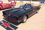 The Batmobile from the 60's tv series was a concept car called...
