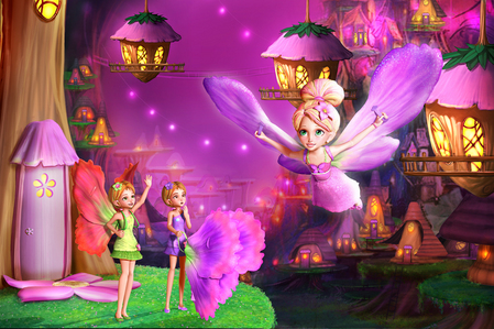 What is Thumbelina?