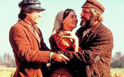 SONGS IN FILM: Which of these songs would you hear first in the film 'Fiddler on the Roof'?