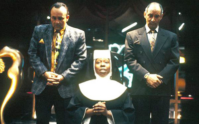 SONGS IN FILM: Which of these songs would 你 hear first in the film 'Sister Act'?