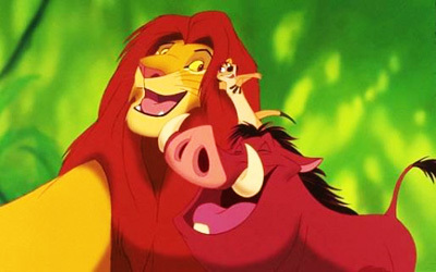 SONGS IN FILM: Which of these songs would you hear first in the movie 'The Lion King'?