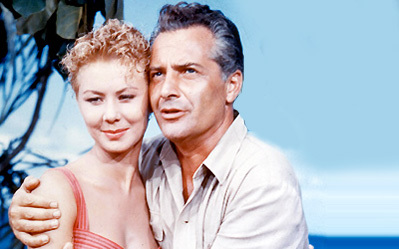 SONGS IN FILM: Which of these songs would you hear first in the film 'South Pacific'?