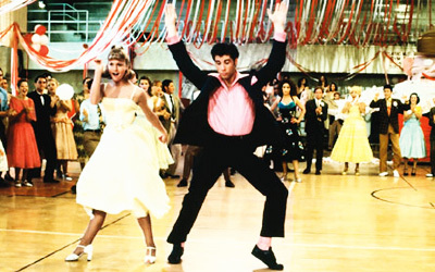 SONGS IN FILM: Which of these songs would you hear first in the film 'Grease'?