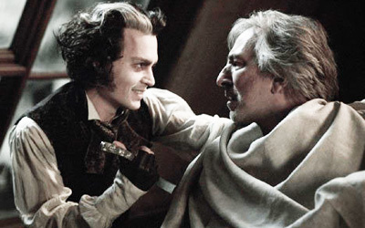 SONGS IN FILM: Which of these songs would Ты hear first in the film 'Sweeney Todd'?