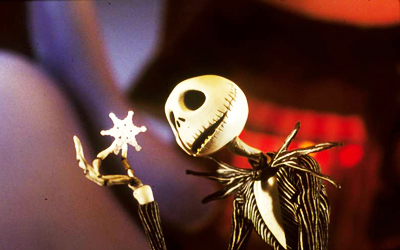 SONGS IN FILM: Which of these songs would you hear first in the film 'The Nightmare Before Christmas'?