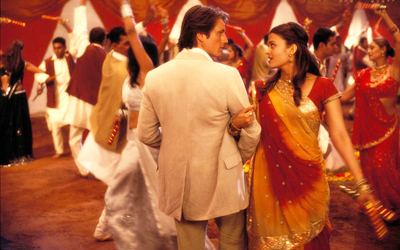 SONGS IN FILM: Which of these songs would te hear first in the film 'Bride and Prejudice'?
