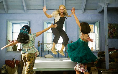 SONGS IN FILM: Which of these songs would you hear first in the film 'Mamma Mia!'?