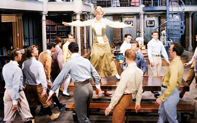 SONGS IN FILM: Which of these songs would you hear first in the movie 'The Music Man'?