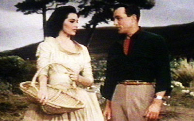 SONGS IN FILM: Which of these songs would आप hear first in the movie 'Brigadoon'?
